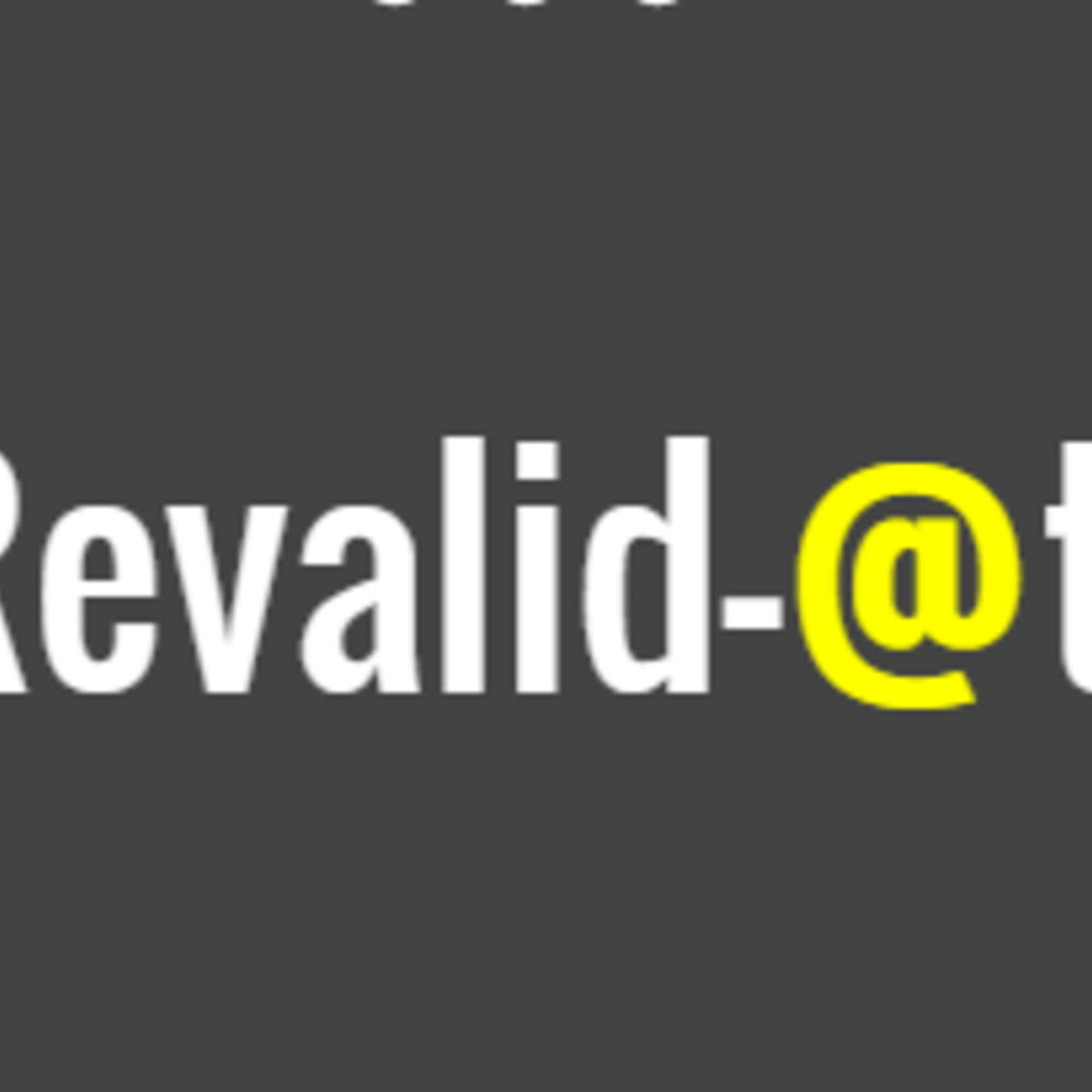 Revalid-at